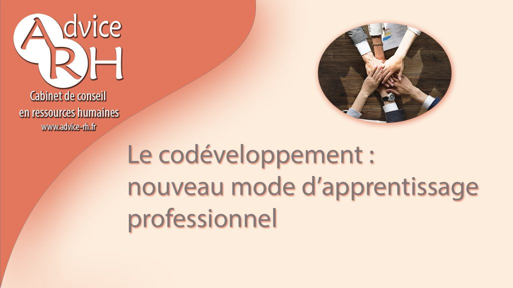 Advice RH - Le codeveloppement
