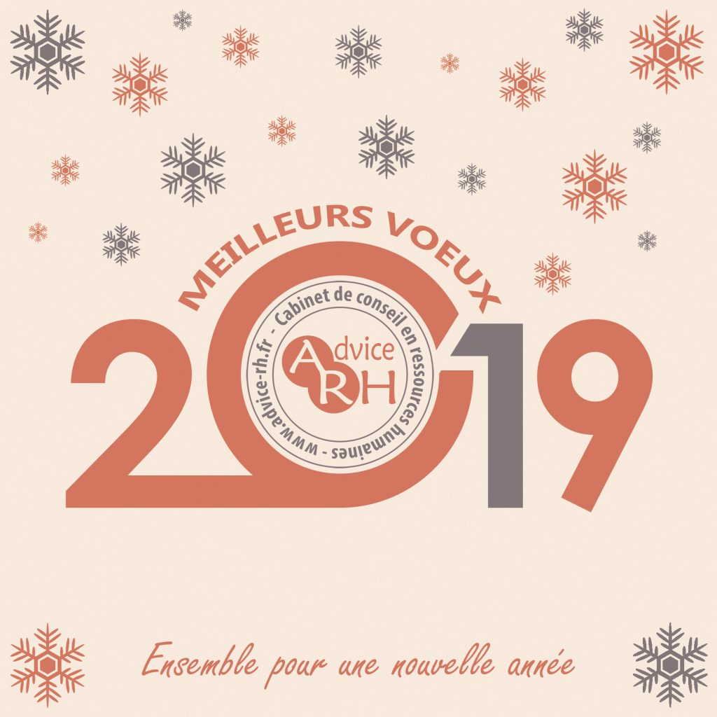 Advice RH - Voeux 2019