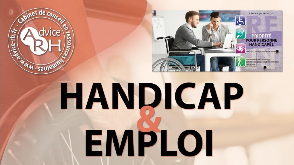 Advice RH - Article : Handicap et Emploi