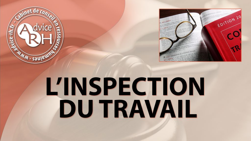 Advice RH - Le role de l'inspection du travail